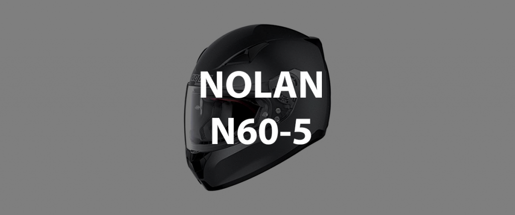 casco integrale nolan n60-5 header