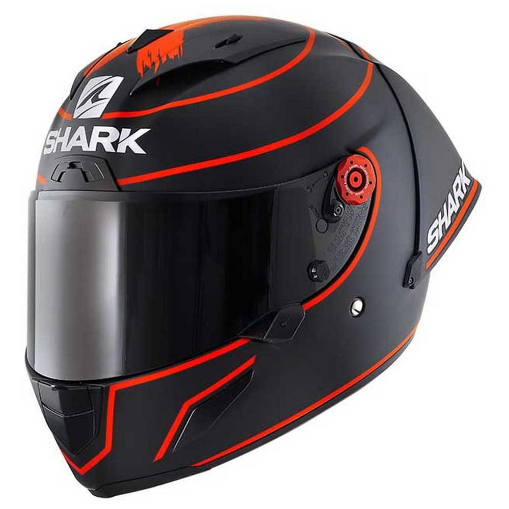 casco integrale shark race-r pro gp lorenzo winter mat