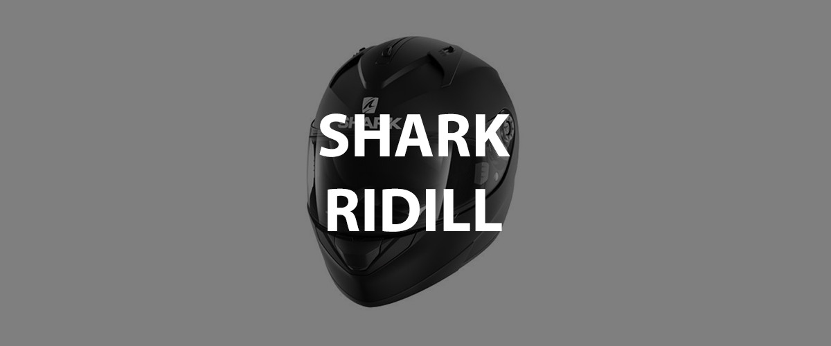 casco shark ridill