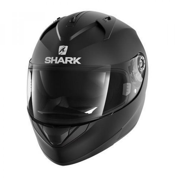 casco integrale shark ridill nero opaco