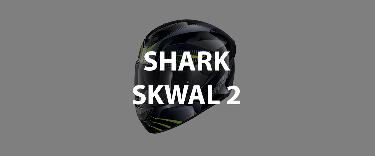 casco shark skwal 2