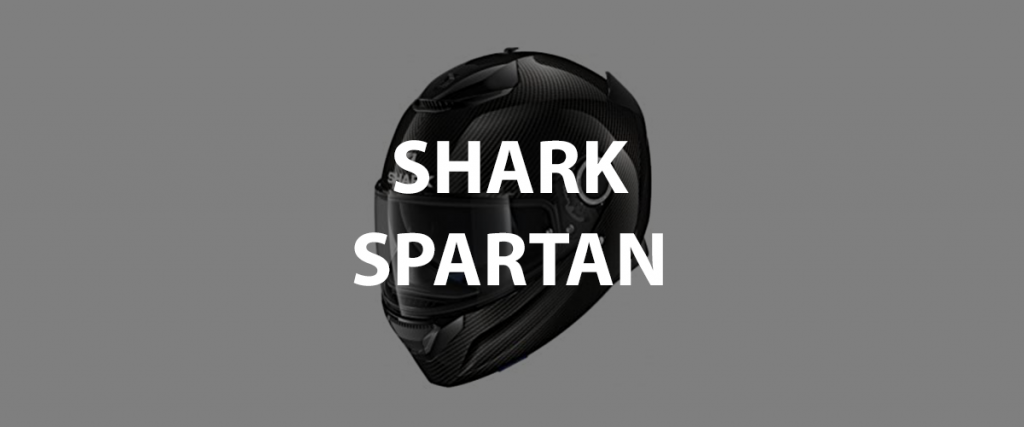 casco integrale shark spartan header