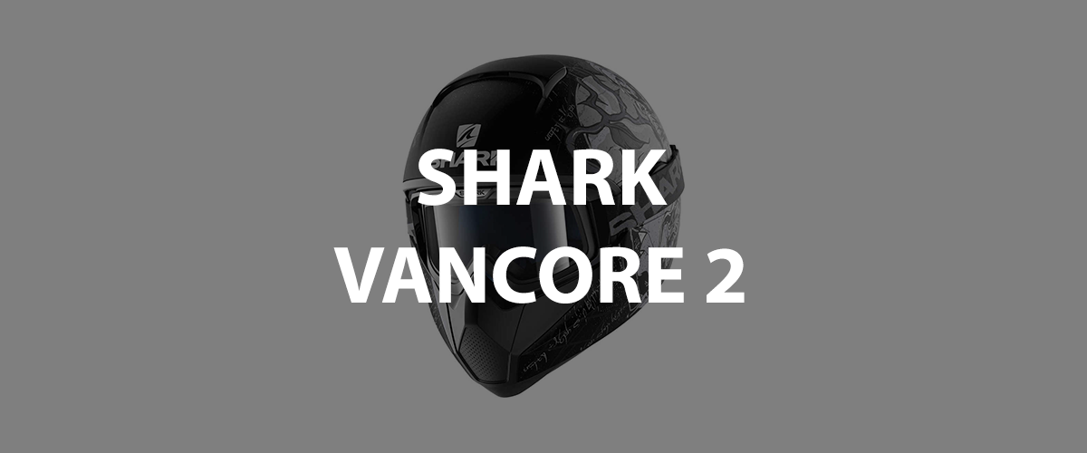 casco shark vancore 2