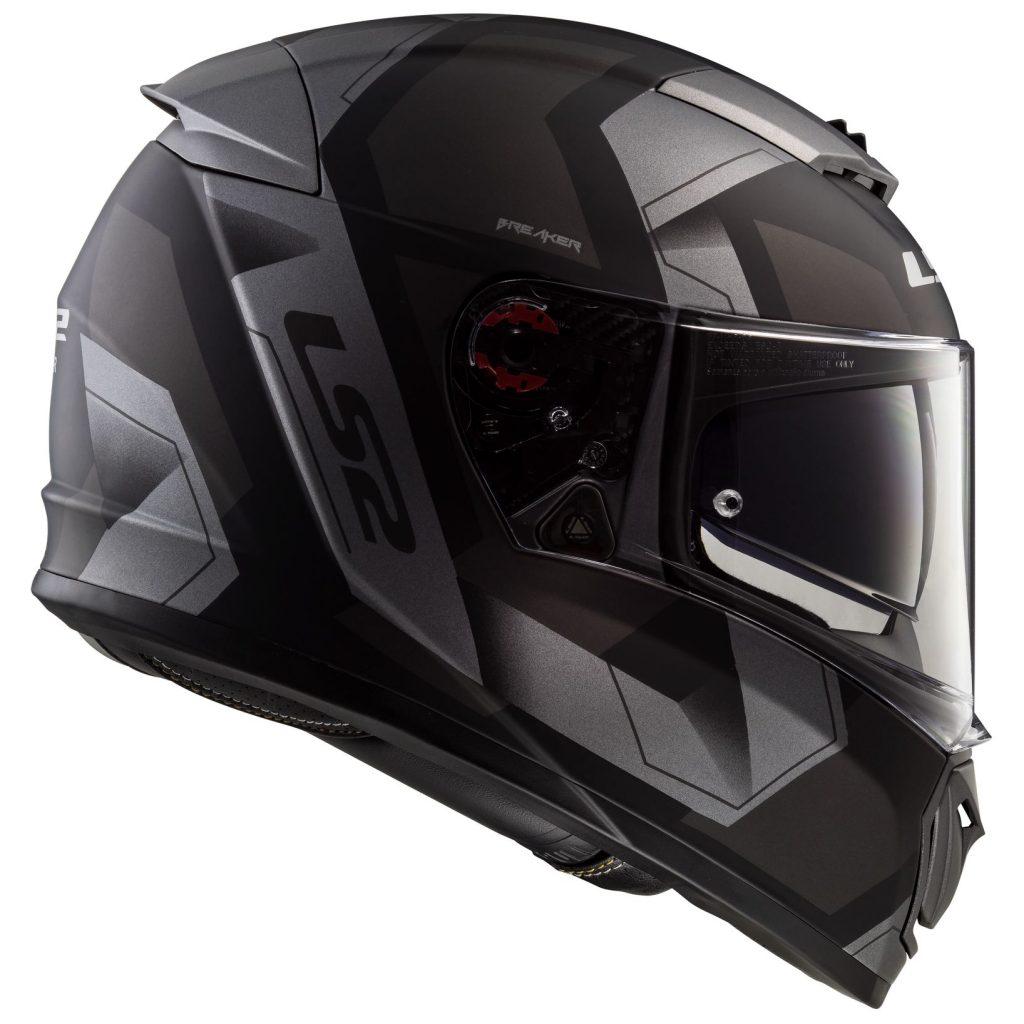 casco ls2 ff390 breaker physics matt nero titanium