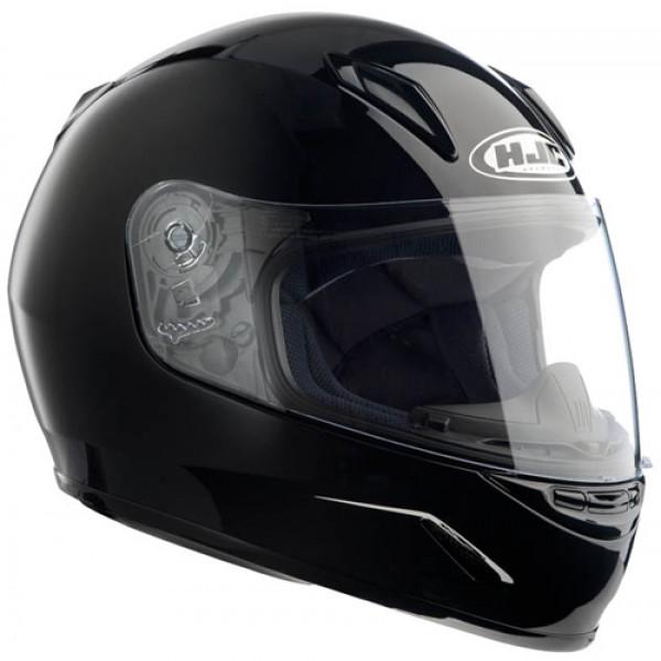 casco per moto hjc cly integrale nero opaco