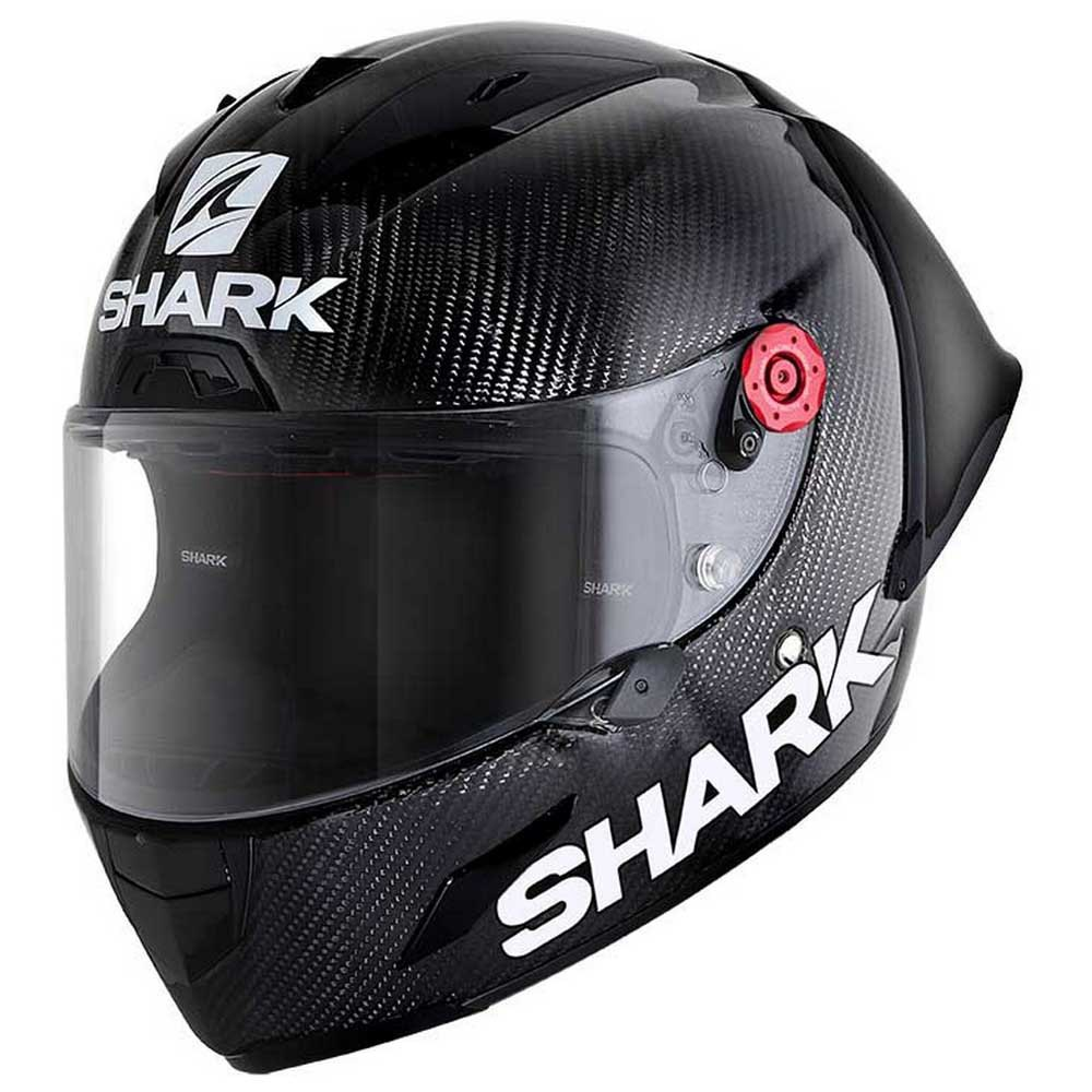 casco shark race r-pro grp nero