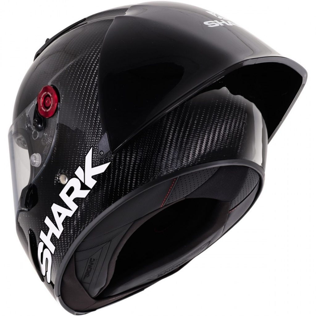 retro casco shark race r-pro gp fim racing nero