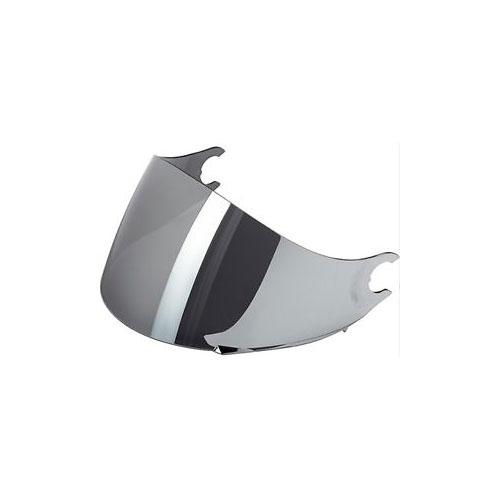 visiera specchiata argento per casco integrale shark skwal 2