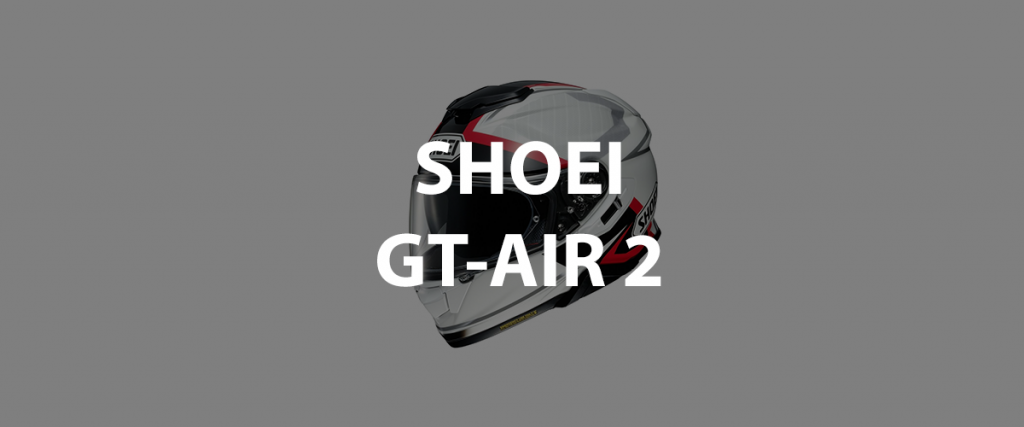 casco integrale shoei gt air 2 header