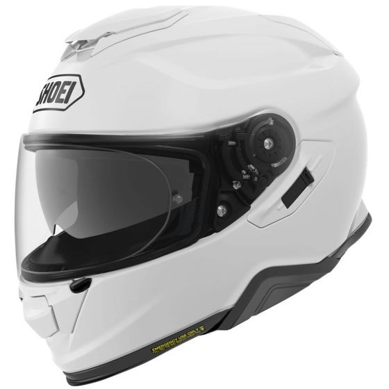 shoei gt air II bianco