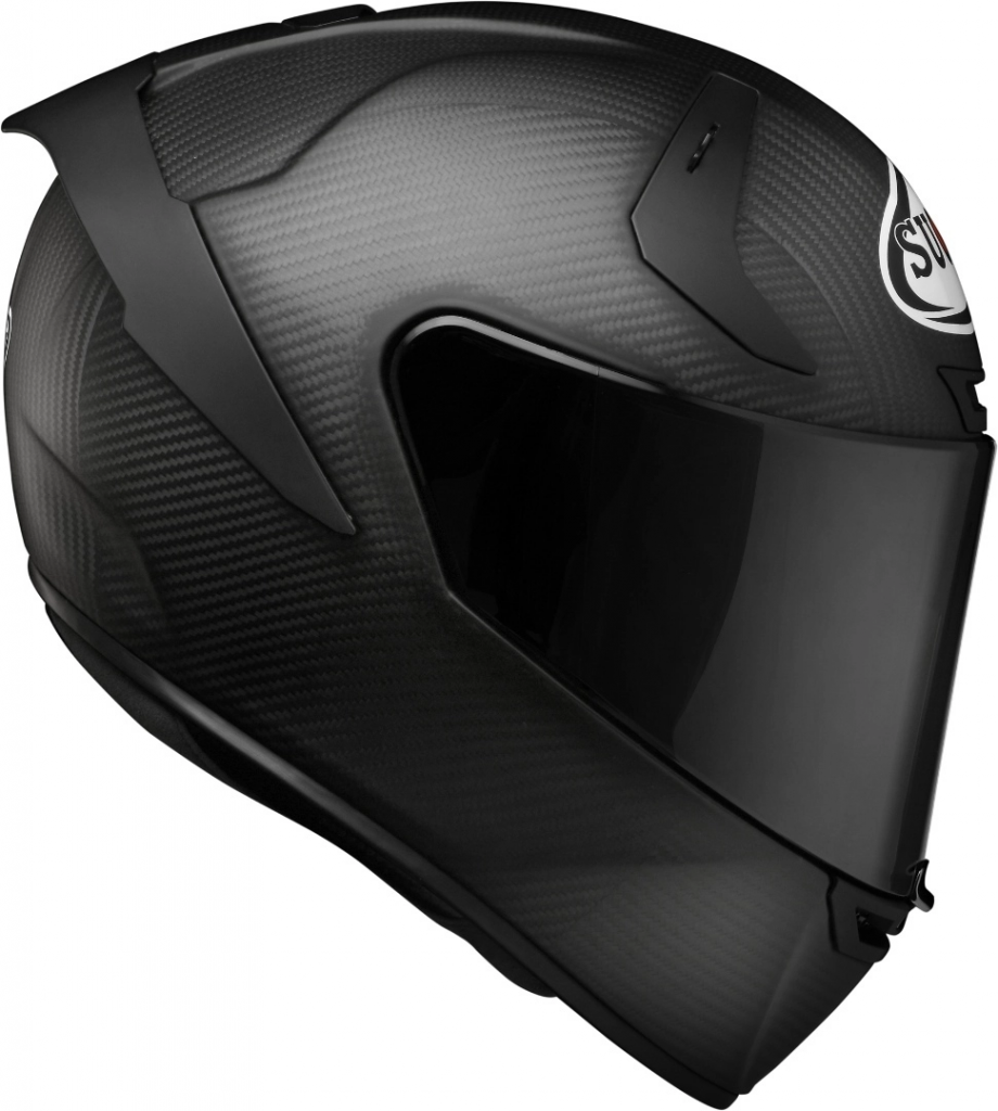 casco suomy sr-gp nero opaco