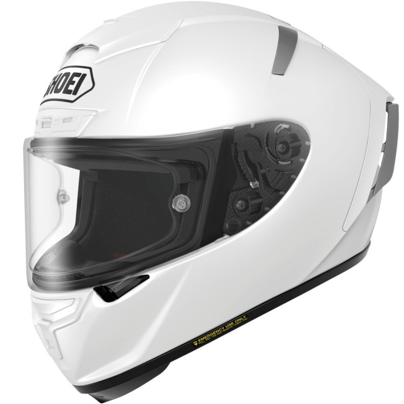 shoei x-sprit 3 bianco casco integrale