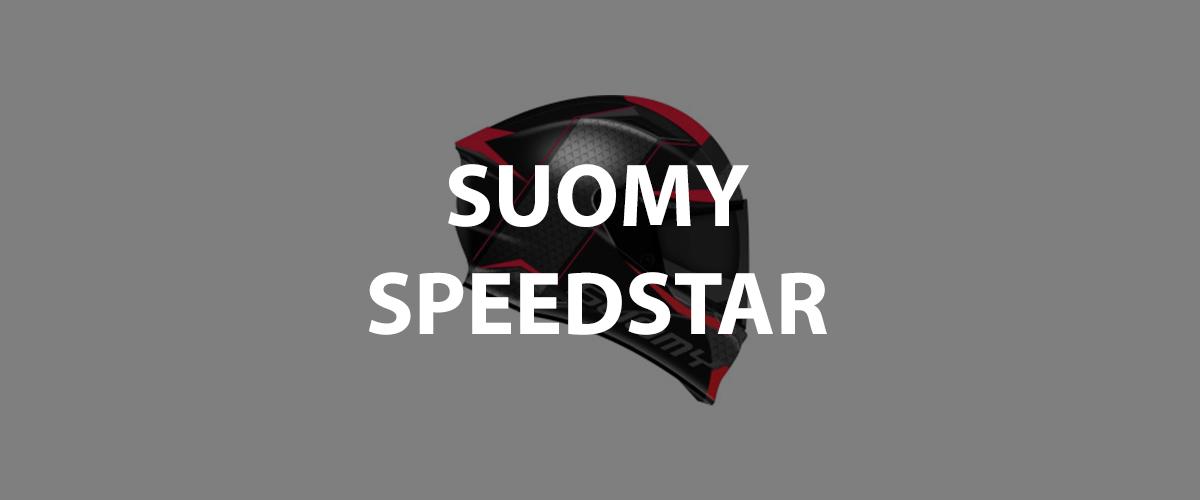 casco suomy speedstar