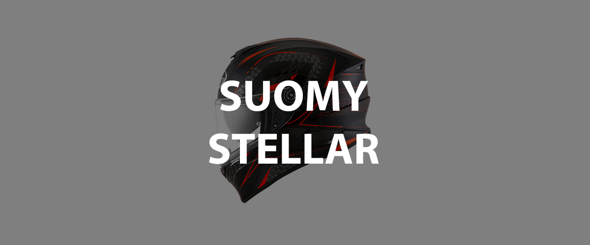 casco suomy stellar