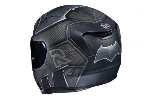 casco moto supereroe batman